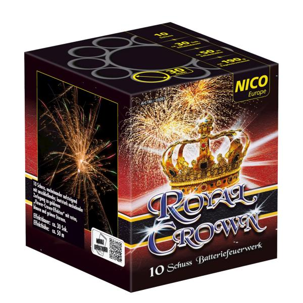 Royal Crown, 10 Schuss